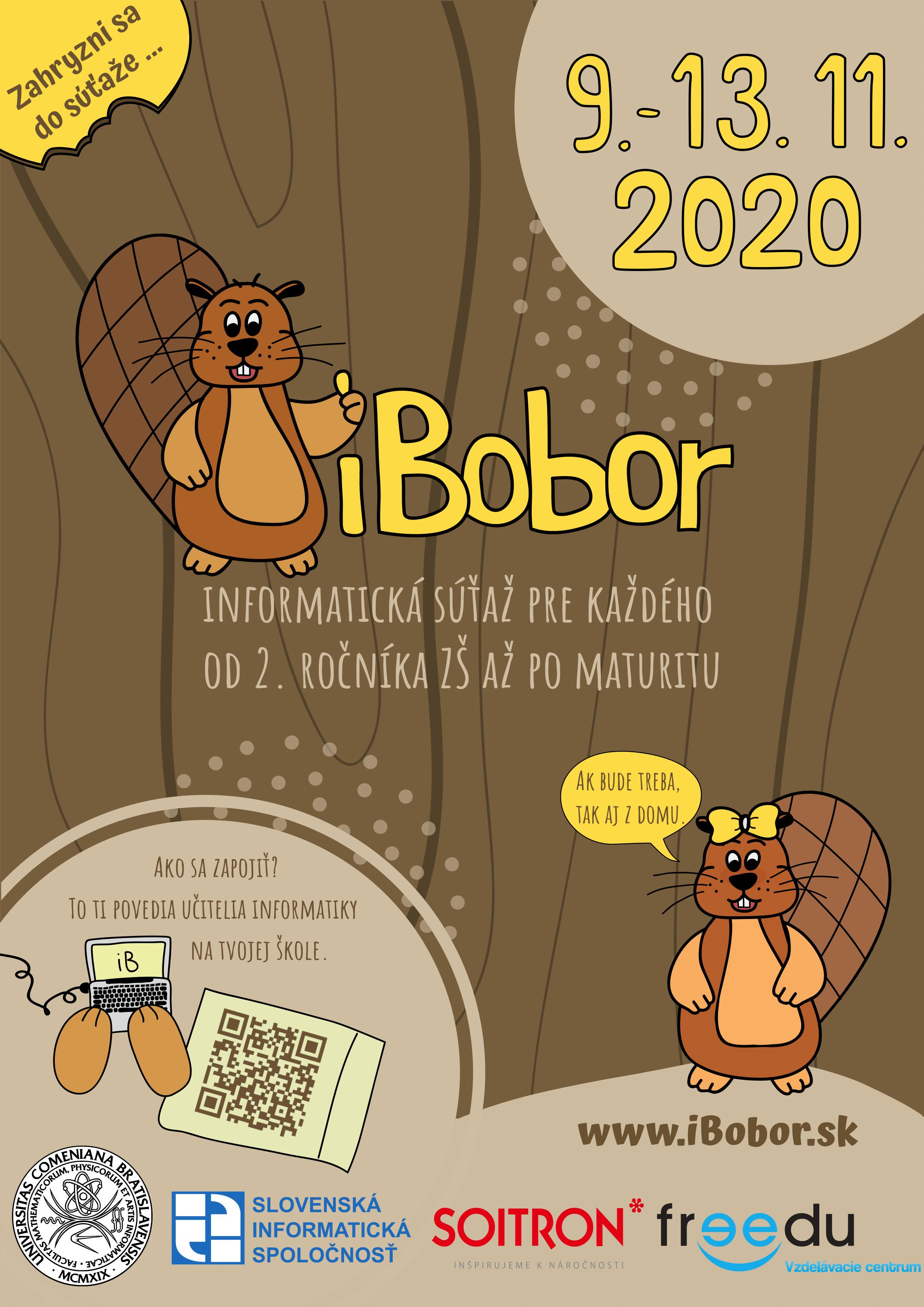 plagát iBobor