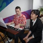 Súťažná sekcia: Hra na hudobný nástroj a spev